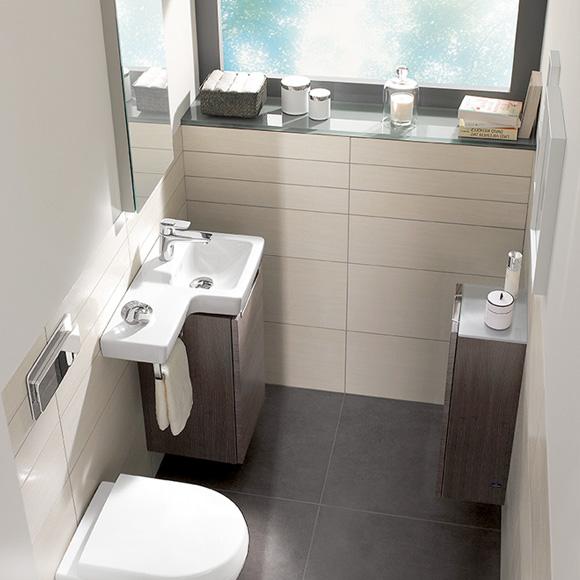 Badmöbel Für Kleines Bad gäste wc tolle ideen zur gestaltung der gästetoilette reuter