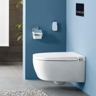 VitrA V-care Comfort Dusch-WC