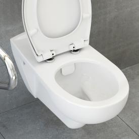 VitrA Conforma Wand-Tiefspül-WC VitrAflush, spülrandlos weiß