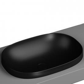 VitrA Frame Einbauschale schwarz matt