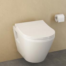 VitrA Integra Wand-Flachspül-WC mit Bidetfunktion weiß