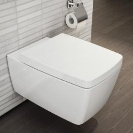 VitrA Metropole Wand-Tiefspül-WC VitrAflush 2.0 mit Bidetfunktion weiß