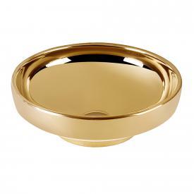 VitrA Options Water Jewels Aufsatzschale, Einbau- & Unterbauwaschtisch gold