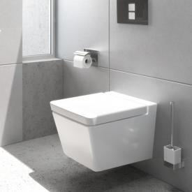 VitrA T4 Wand-WC-Tiefspüler VitrAflush weiß mit VitrAclean