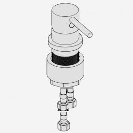 VitrA Thermostat Armatur für Wand-Tiefspül-WC mit Bidetfunktion