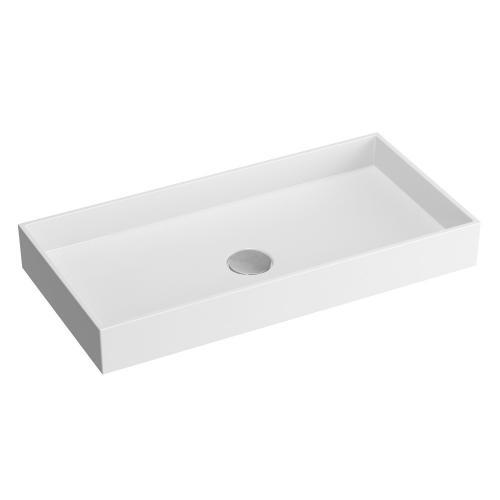 vitra options memoria aufsatzwaschtisch 89005 reuter. Black Bedroom Furniture Sets. Home Design Ideas