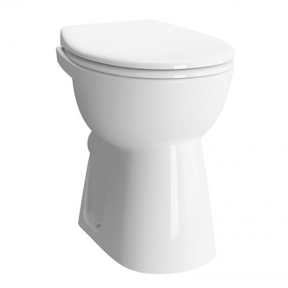 VitrA Conforma Stand-Flachspül-WC weiß, mit VitrAclean
