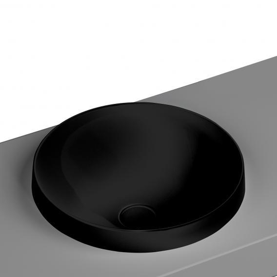 VitrA Frame Einbauschale schwarz