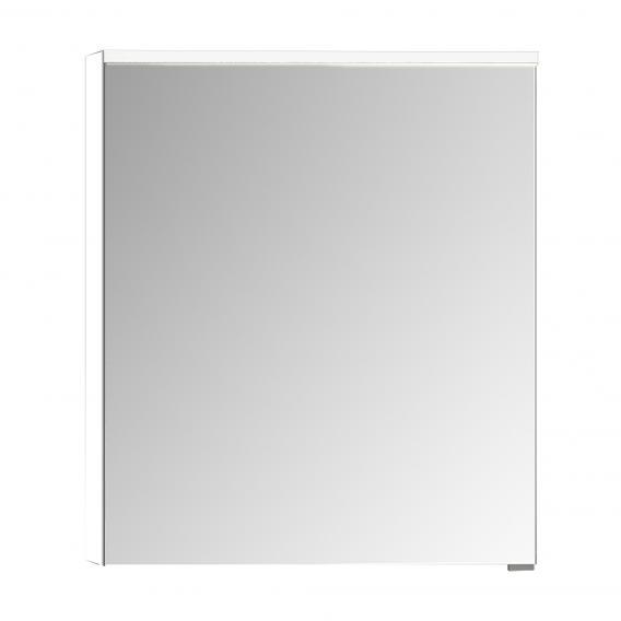 VitrA Integra/Sento Premium Spiegelschrank mit LED-Beleuchtung weiß hochglanz