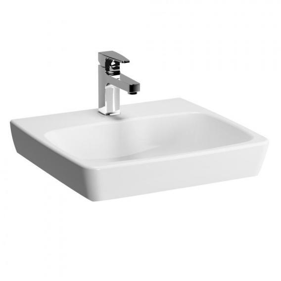 VitrA Metropole Handwaschbecken weiß ohne VitrAclean, ungeschliffen, ohne Überlauf