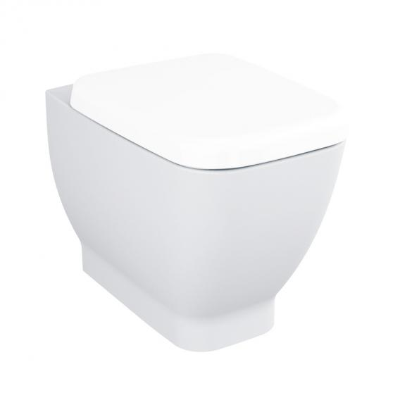VitrA Shift Stand-Tiefspül-WC back to wall weiß, mit VitrAclean