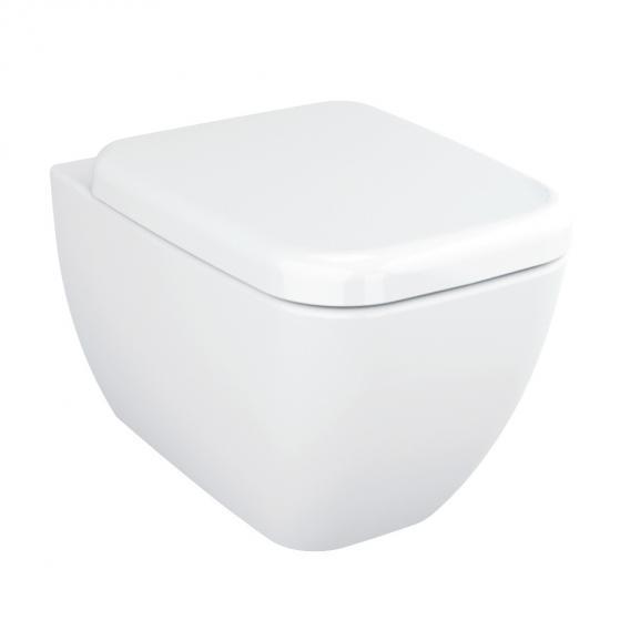 VitrA Shift Wand-Tiefspül-WC mit Spülrand, weiß
