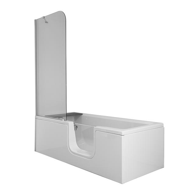 VitrA Conforma Combo Rechteck-Whirlwanne mit System Air Relax