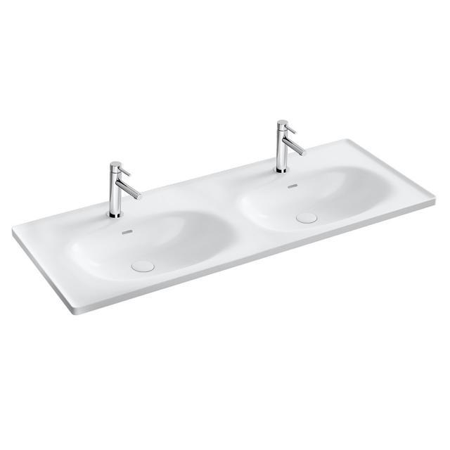 VitrA Equal Doppel-Möbelwaschtisch weiß
