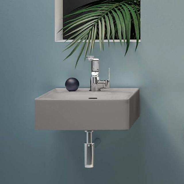 VitrA Equal Handwaschbecken steingrau matt, ungeschliffen