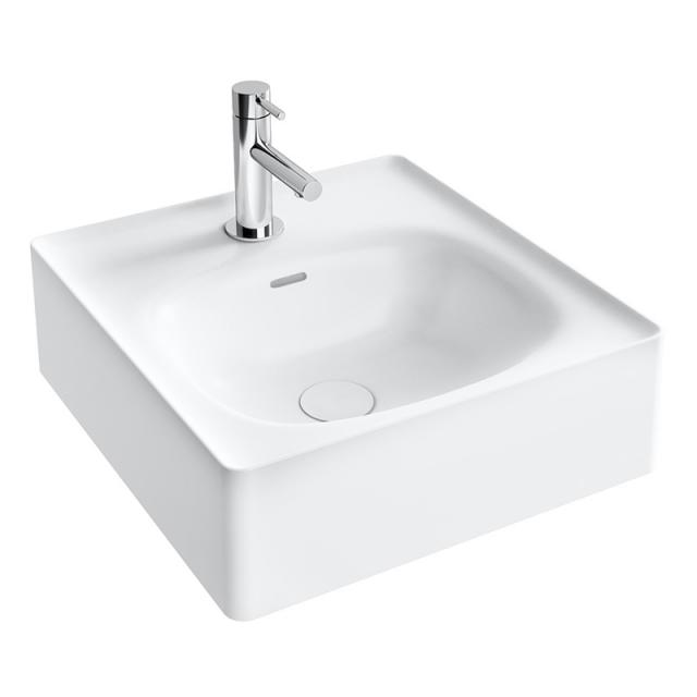 VitrA Equal Handwaschbecken weiß, geschliffen