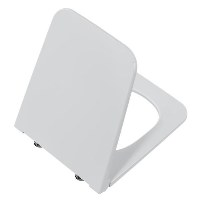 VitrA Equal WC-Sitz, abnehmbar weiß, mit Absenkautomatik