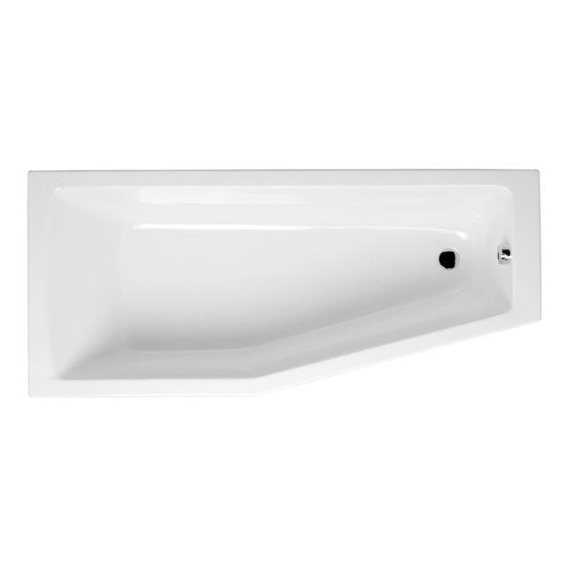 VitrA Integra Raumspar-Badewanne, Einbau