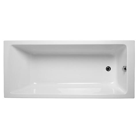 VitrA Integra Rechteck-Badewanne, Einbau