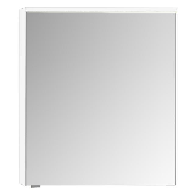 VitrA Integra/Sento Premium Spiegelschrank mit LED-Beleuchtung weiß matt