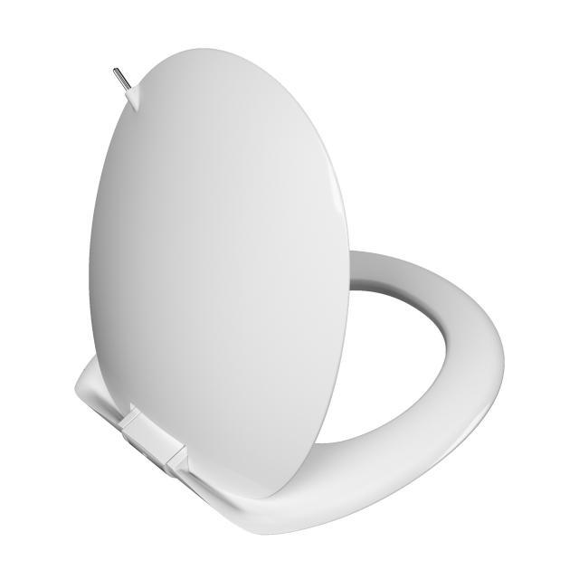 VitrA Istanbul WC-Sitz mit LED Sitz-Beleuchtung weiß, mit Absenkautomatik