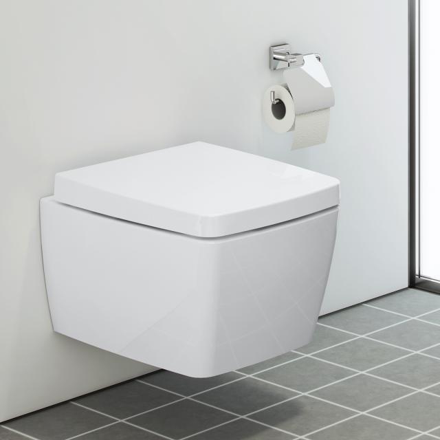 VitrA Metropole Wand-Tiefspül-WC Compact weiß