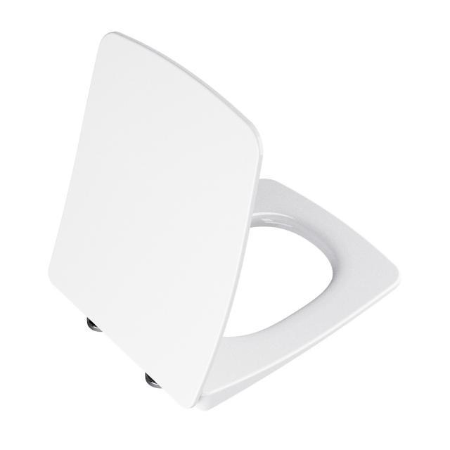 VitrA Metropole WC-Sitz Slim, Sandwichform, mit Absenkautomatik & abnehmbar weiß