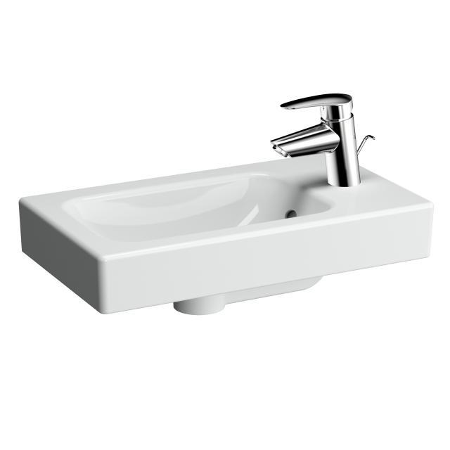 VitrA Options Handwaschbecken Compact weiß mit VitrAclean