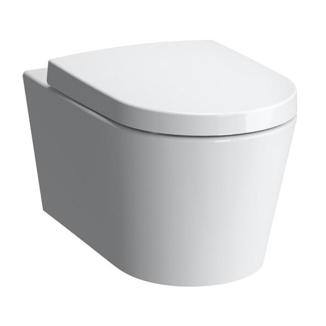 VitrA Options Nest Wand-Tiefspül-WC VitrA Flush 2.0 weiß