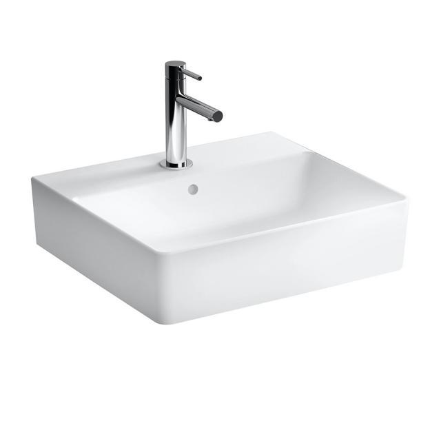 VitrA Options Nuo Handwaschbecken ungeschliffen, mit Überlauf