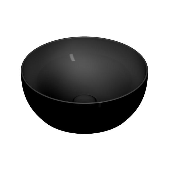 VitrA Options Outline Aufsatzschale schwarz matt