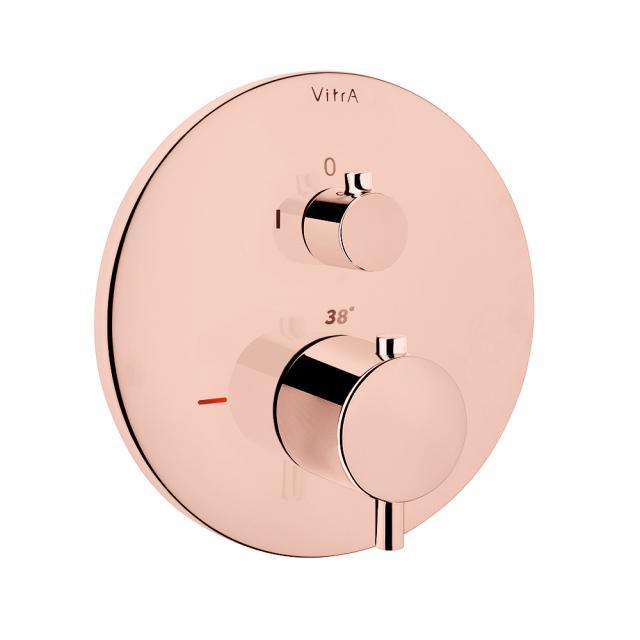VitrA Origin Thermostat Unterputz für 1 Verbraucher kupfer