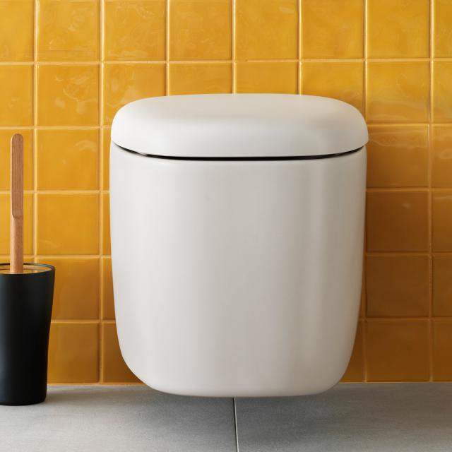 VitrA Plural Wand-Tiefspül-WC VitrAFlush 2.0 weiß