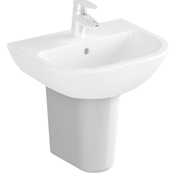 VitrA S20 Halbsäule für Handwaschbecken