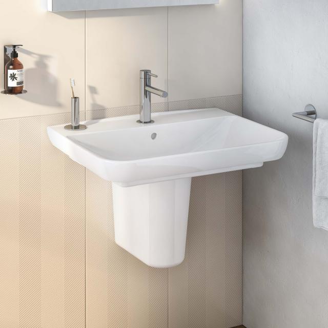 VitrA S20 Halbsäule für Waschtisch