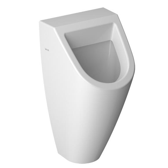 VitrA S20 Urinal Basic Zulauf oben