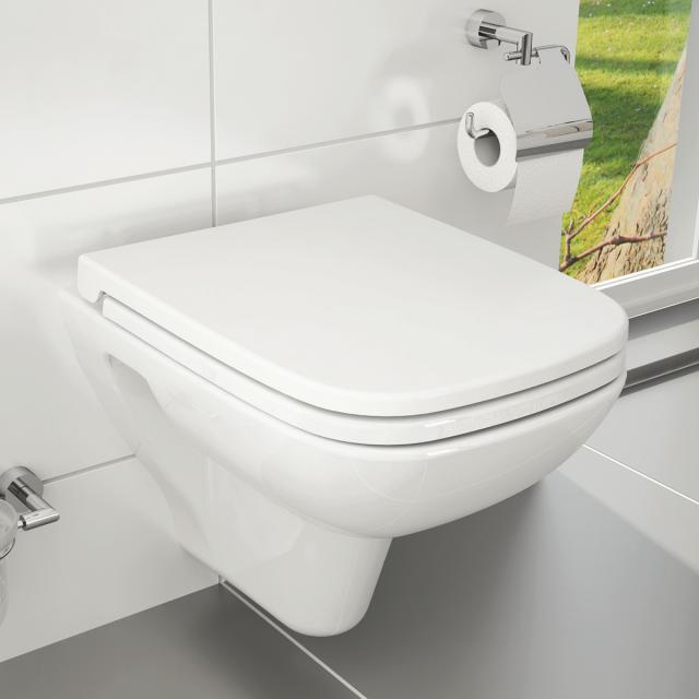 VitrA S20 Wand-Tiefspül-WC mit Spülrand