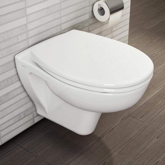 VitrA S20 Wand-Tiefspül-WC VitrAflush weiß