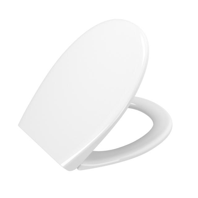 VitrA S20 WC-Sitz mit Absenkautomatik & abnehmbar
