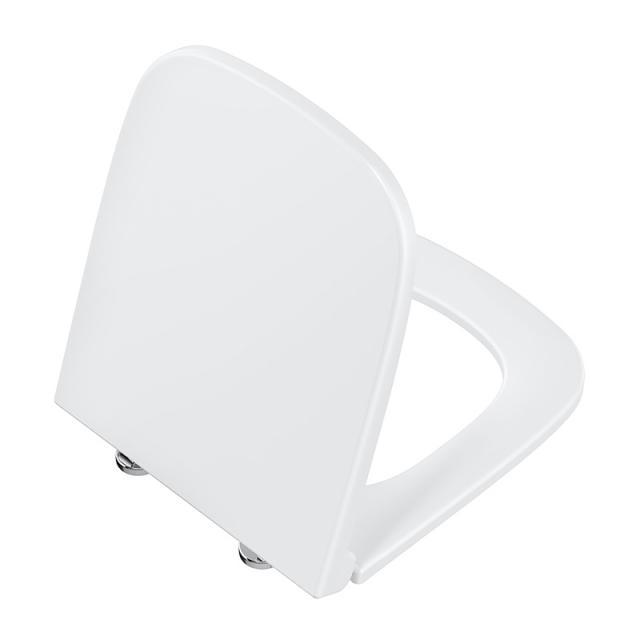 VitrA S20 WC-Sitz, runde Innenform ohne Absenkautomatik & abnehmbar