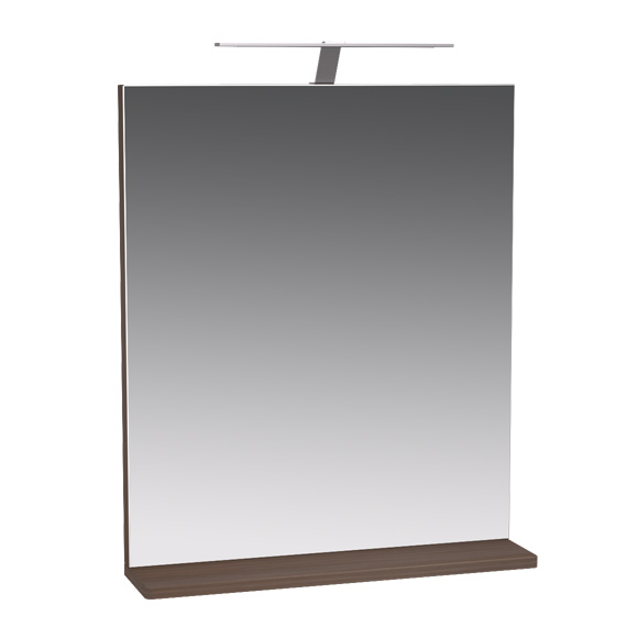 Spiegel mit beleuchtung und ablage  VitrA S20 Spiegel - 82162 | REUTER