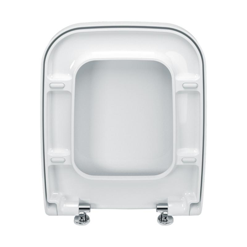 vitra shift wc sitz ohne absenkautomatik 91 003 401 reuter. Black Bedroom Furniture Sets. Home Design Ideas