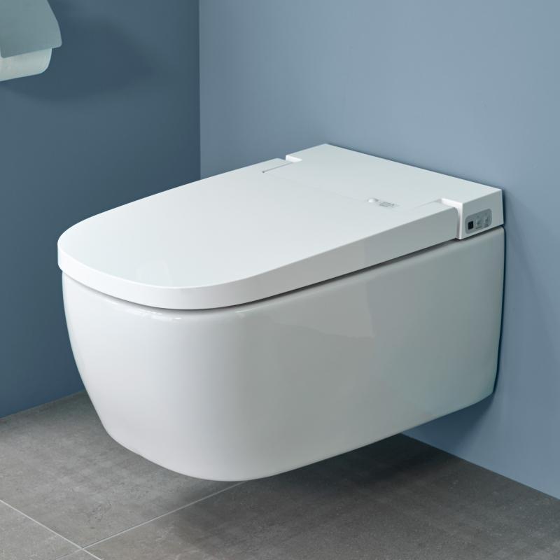 vitra v care comfort dusch wc 5674b403 6124 reuter. Black Bedroom Furniture Sets. Home Design Ideas