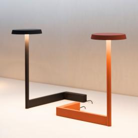 VIBIA Flat LED Tischleuchte mit Dimmer