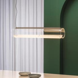 Vibia Guise LED Pendelleuchte mit Dimmer, waagerecht