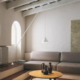 Vibia North LED Stehleuchte mit Dimmer und Zuleitung