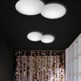 Vibia Puck LED Deckenleuchte, 2-flammig