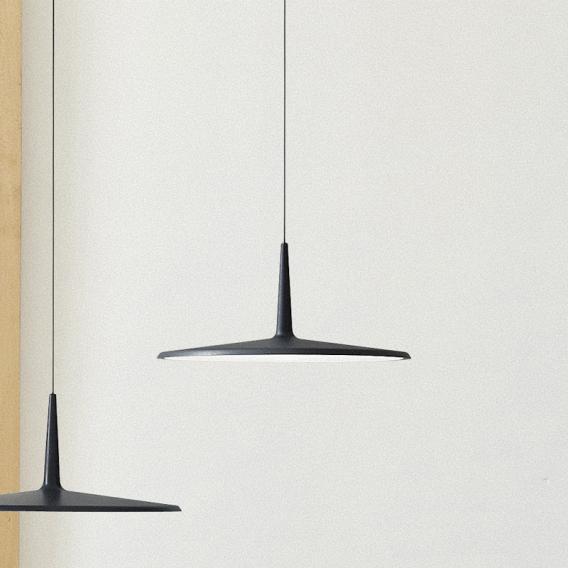 Vibia Skan LED Pendelleuchte 1-flammig, klein