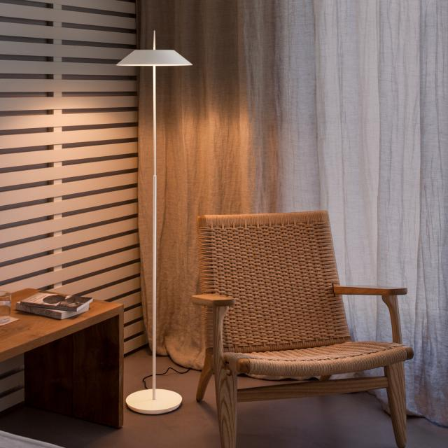 VIBIA Mayfair LED Stehleuchte mit Dimmer