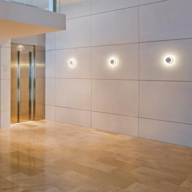 VIBIA Micro LED Wandleuchte
